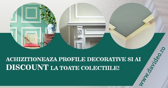 Profile decorative de interior elite decor