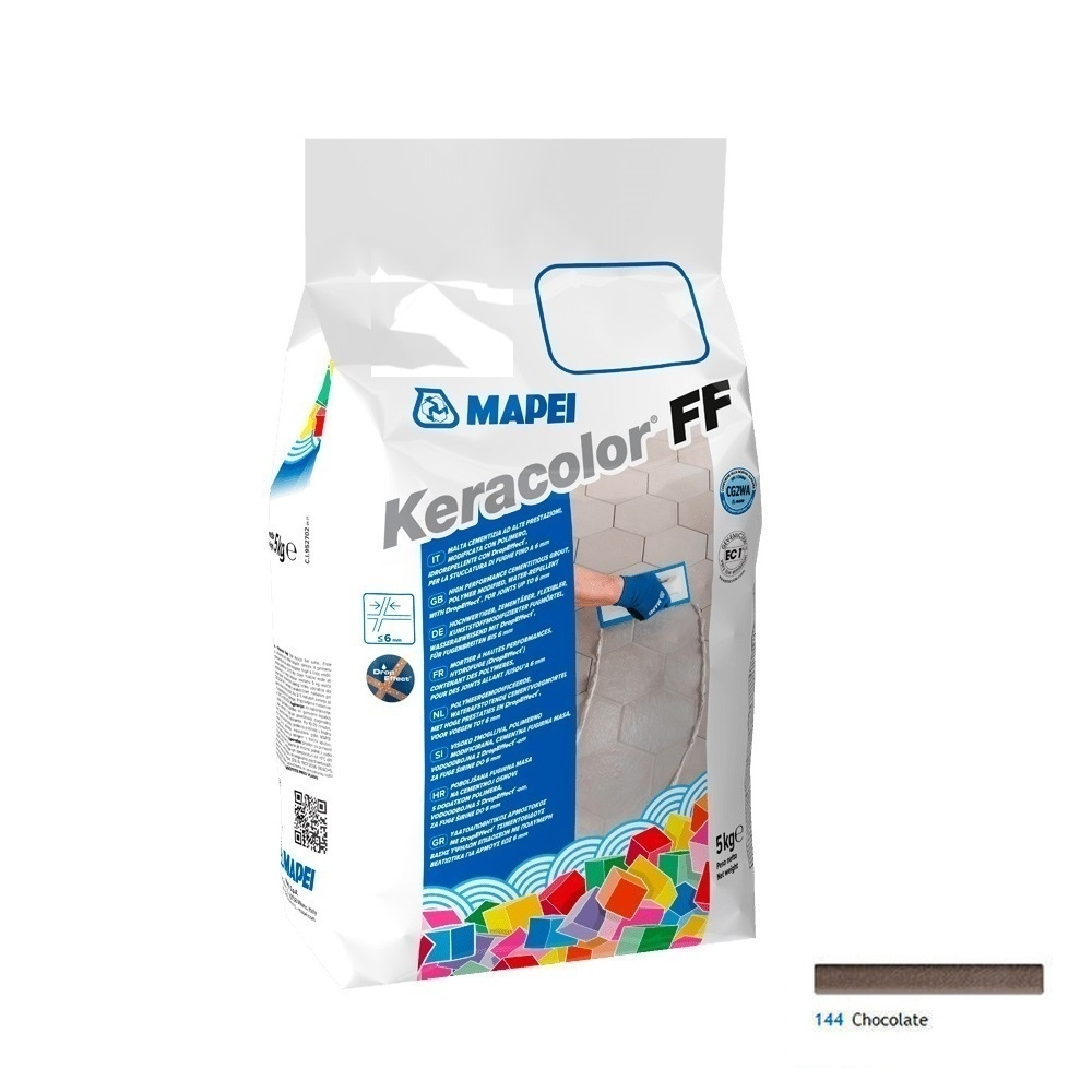Keracolor FF 5 Kg cod 144 Chocolate