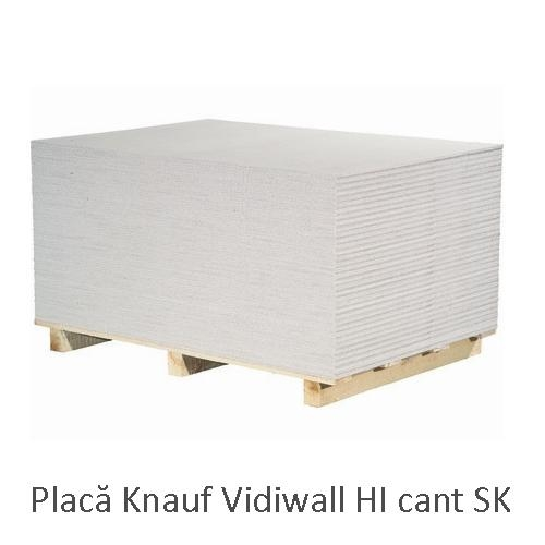Placa Knauf Vidiwall HI cant SK 2600x1200x12.5 mm