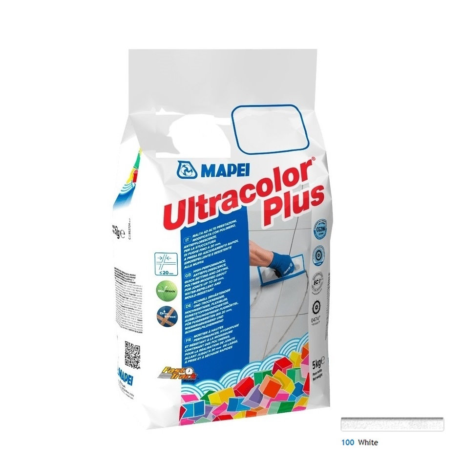 Ultracolor Plus 5 Kg cod 100 White