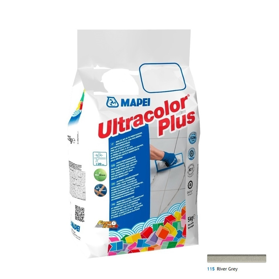 Ultracolor Plus 5 Kg cod 115 River Grey