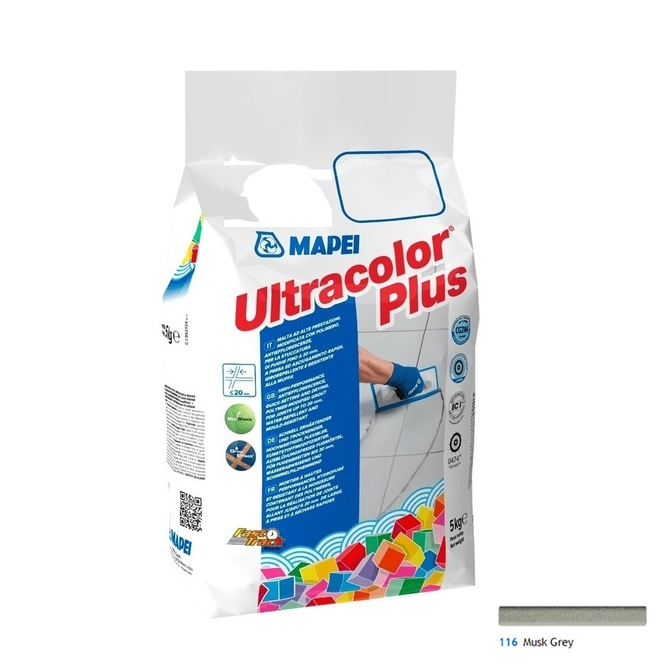 Ultracolor Plus 5 Kg cod 116 Musk Grey