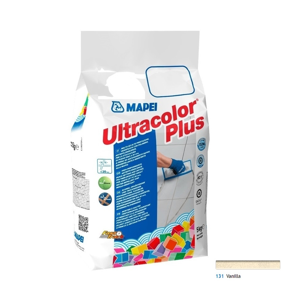 Ultracolor Plus 5 Kg cod 131 Vanilla