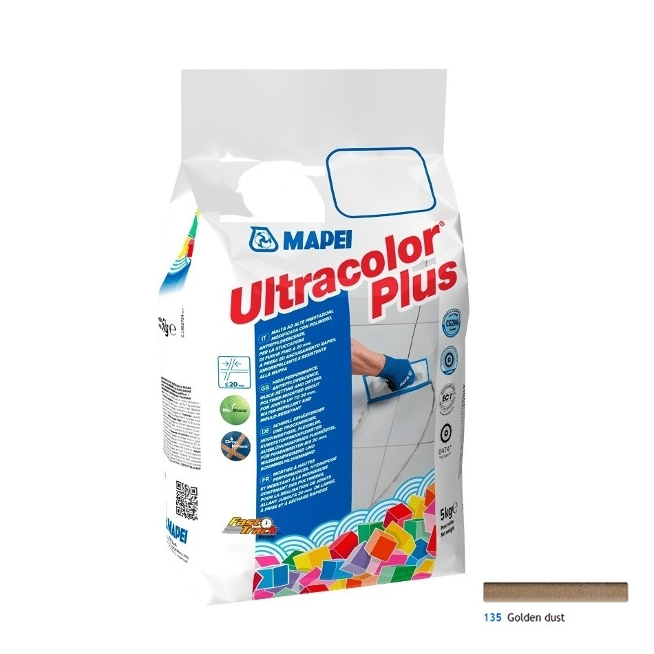 Ultracolor Plus 5 Kg cod 135 Golden Dust