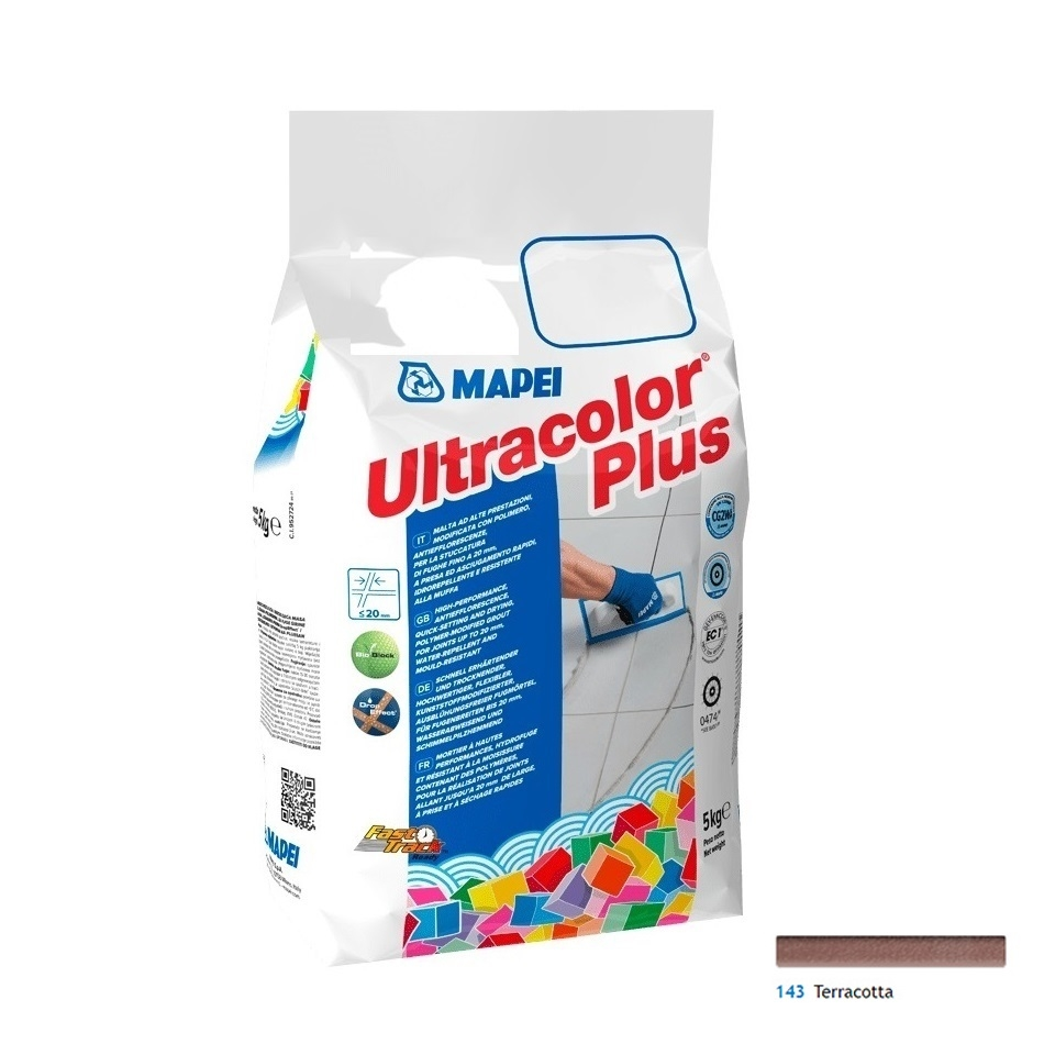 Ultracolor Plus 5 Kg cod 143 Terracotta